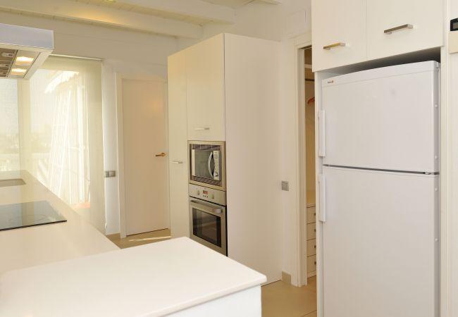 Apartamento en Valencia ciudad - Travel Habitat Ático con impresionantes vistas!!