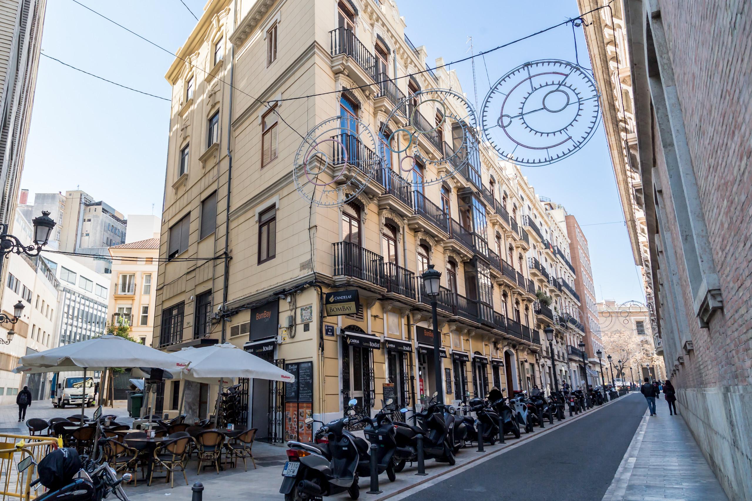 Apartamentos en valencia th teatro principal for Teatro principal valencia