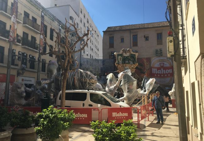 Apartamento en Valencia - TH Plaça del Pilar