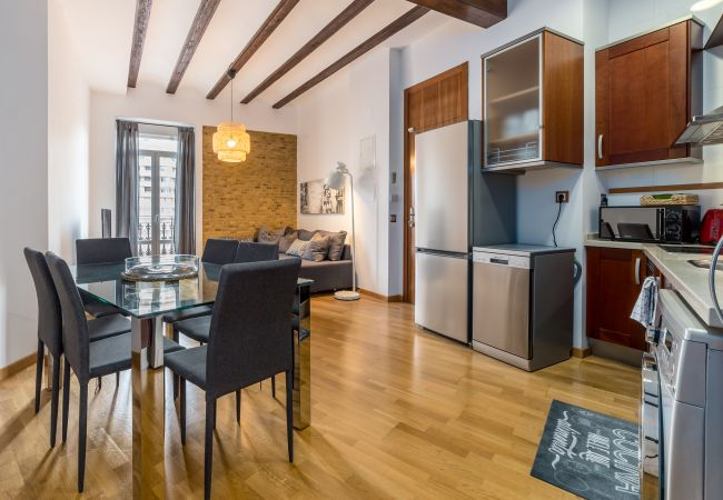 Apartamento en Valencia - TH Jardines B.