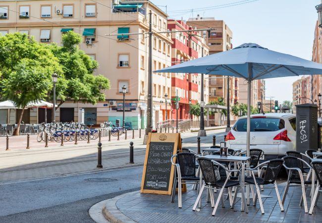 Apartamento en Valencia - TH Maritim 1-2
